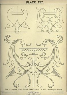Cusack's freehand ornament. A text book with chapters on elements, principles…
