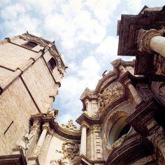 | ♕ |  Spanish Baroque - Valencia Cathedral, Spain  | by © Peter Gutierrez