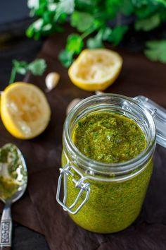 Chermoula Sauce - 26 homemade condiment recipes