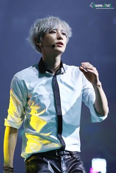 Chanyeol | 150530-31 The EXO'luXion in Shanghai