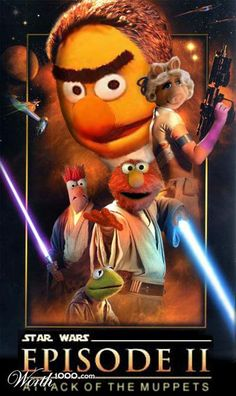 Attack of the Muppets