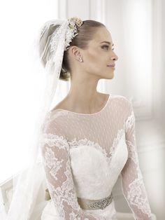 Купить Свадебные платья Pronovias BLANCHE в Киеве