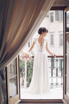 photography & flowers: Sonya Khegay / wedding dress: Jenny Packham
