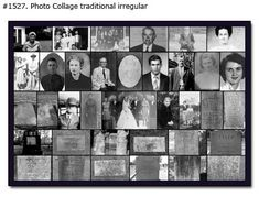 1-100 Year Anniversary Photo Collage Anniversary Gifts For Parents, Anniversary Photos, Photocollage, Parent Gifts, Mosaic, How To Memorize Things, Poster Prints, Photo Wall, Black And White