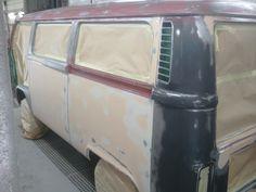VW T2 restauratie