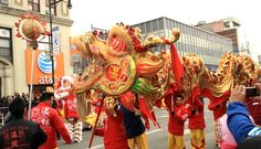 Celebrate Chinese New Year 2020 at Flushing Queens New Year's Eve Celebrations, New Year Celebration, 2015 Chinese New Year, Flushing Queens, Dragon Dance, Year Of The Horse, Queen News, New Year 2017, World Cultures