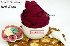 Cerruti Pashmina with ice cream cup idea, for sale IDR 35000, special offer IDR 100000 for 4 pashminas. Please refers to Facebook/Sifaloveshijab for detail information