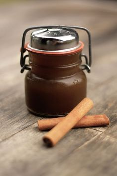 pumpkin spice syrup- great for holiday guest for breakfast with pancakes and waffles!