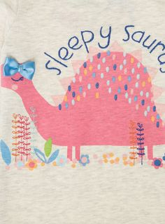 <p>These lovely pyjama sets are perfect for updating her nightwear wardrobe. In pink and white, both sets have long sleeved tops and comfortable bottoms with elasticated waists, with super cute dinosaur print and patterns running all over the soft, cosy material.<br /></p><ul><li>Girls pink dinosaur pyjama set</li><li>Pack of 2</li><li>long sleeves</li><li>Elasticated waists</li><li>Dinosaur patterns</li><li>Keep away from fire</li></ul>