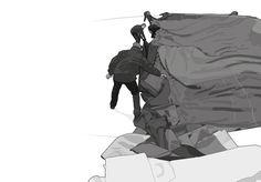 DIOK Lineart Illustration |Hertalan®