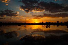 Yellow Water, Kakadu National Park, Northern Territory, Australia.