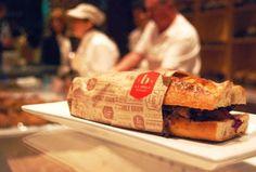 Desain Kreatif Kemasan Makanan - La Brea Bakery Rebrand oleh Ashley Flanagan