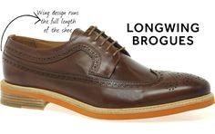 Longwing Brogues