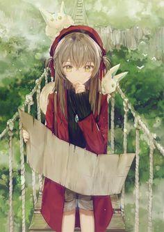 Anime.. illustration