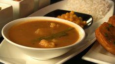 Indian Restaurant Special - Sindhi Kadhi At Kailash Parbat With Mini Rib...