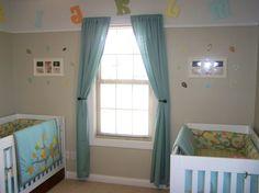 Gender Neutral Nursery for Twin Girls, Gender neutral nursery for twin girls, Nurseries Design