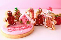 mini 3D icing cookies