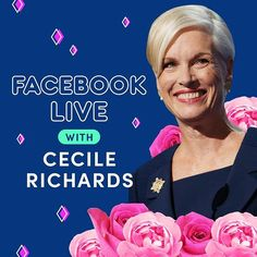 Tune in to our Facebook page later to watch the president of @plannedparenthood Cecile Richards talk women's reproductive rights the Women's March and more with editor @instamyodell   via COSMOPOLITAN MAGAZINE OFFICIAL INSTAGRAM - Fashion Campaigns  Haute Couture  Advertising  Editorial Photography  Magazine Cover Designs  Supermodels  Runway Models
