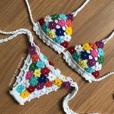 New Dress Pattern Knit Link Ideas Bikinis Crochet, Crochet Bra, Crochet Bikini Top, Crochet Shorts, Crochet Clothes, Crochet Stitches, New Dress Pattern, Bralette Pattern, Knitting Patterns