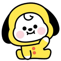 sticker by 💗 BTS. Discover all images by 💗 BTS. Find more awesome chimmy images on PicsArt. Bts Chibi, Wallpaper Iphone Cute, Bts Wallpaper, Cute Wallpapers, Baby Stickers, Cute Stickers, Cartoon Stickers, Bts Drawings, Kawaii Drawings