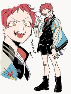 Art Inspo, Sally Face Game, Drawing Reference Poses, Fanart, Character Design Inspiration, Character Art, Character Concept, Cool Drawings, Cute Art