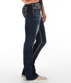 Silver Natsuki Jeans. Size W26/L33 | Argento, Stivali e Jeans
