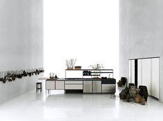 Freestanding Kitchens: Kitchen Salinas [A] by Boffi - Kitchens