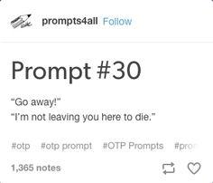 otp prompts   Tumblr