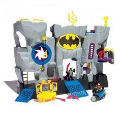 Fisher-Price Imaginext DC Super Friends Batman Batcave only $31.99 shipped (Reg. $80)