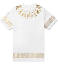 ICECREAM White Greek IC T-Shirt | HYPEBEAST Store. Shop Online for Men's Fashion, Streetwear, Sneakers, Accessories