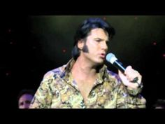 "Chris Connor ""Just Pretend"" - Elvis Presley Tribute Artist. ETA"