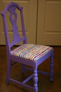 Selvage Blog: selvage chair