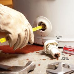 How to install a pex plumbing system pinterest pex for Pex plumbing pros and cons