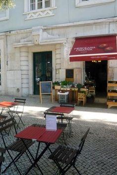 Mercearia Criativa -   Avenida Guerra Junqueiro 4ª, Lisboa
