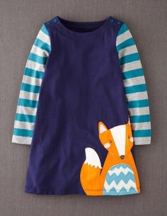 Fun way to make an Oliver + S sailboat dress.