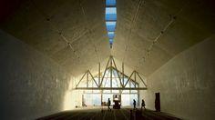 Nueva Sede de la Fundación Cerezales |Alejandro Zaera Polo + Maider Llaguno – ArtChist