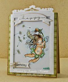 Spring Fairy Aleta. | Mo's Dream Team