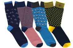Barnaby Socks. #giftsforguys