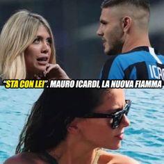 """""""Sta con lei"""". Mauro Icardi, la nuova fiamma ha già un nome (e pure un volto). Ecco chi è: LE FOTO"""