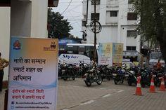 ICAI visits Indore_16 #WomenProtection #IndoreSmartCity #SmartCity #Indore