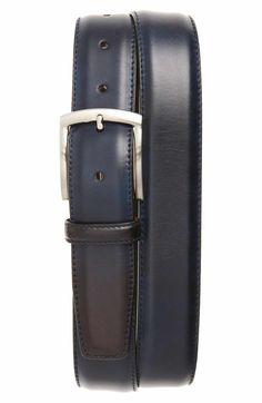 5bde8afd8555 Magnanni Tanning Leather Belt