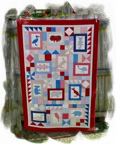 Val Laird Designs - Journey of a Stitcher: quilts