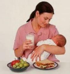 Post-Pregnancy Foods for Nursing Mothers