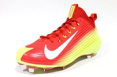 35b93a2d8 NEW Men s Nike Lunar Vapor Trout Baseball Cleats New In Box Size 13.5 MSRP   85