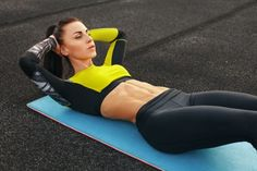 If you are confused between many workouts and want to get overall work out of your body then you can try push pull legs workout on a regular basis. Push Pull Legs Workout, Stairs Workout, Intense Ab Workout, Sit Ups, At Home Abs, Training Fitness, Ritter Sport, Ab Routine, Workout Routines