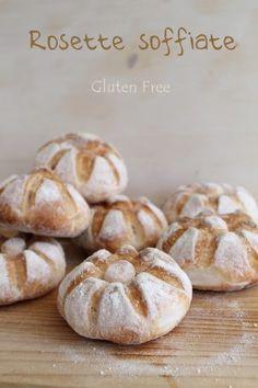 Rosette senza glutine, dei panini fantastici, molto simili agli originali con glutine. Ottimo profumo, ottimo sapore, vale la pena cimentarsi.