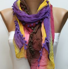 ♥ Buy 3 or more items, Get a FREE scarf as a gift and via EXPRESS shipping $13.50