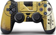 Borderlands 2 - Hyperion - Skin for Sony PlayStation 4 / PS4 DualShock4 Controller - Buy Online in UAE. | Personal Computers Products in the UAE - See Prices, Reviews and Free Delivery in Dubai, Abu Dhabi, Sharjah - Desertcart UAE