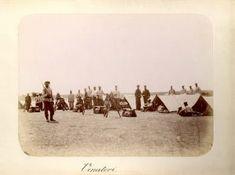Vânători • 50 de fotografii istorice din 1877: Carol Popp de Szathmari • FotoAventura Historical Images, Old Photos, Old Pictures, Vintage Photos