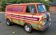 This 1961 Ford Thames 800 Van is a long way from home and a long way from stock, with a mid-engined big block and positraction rear end. #Ford, #Thames